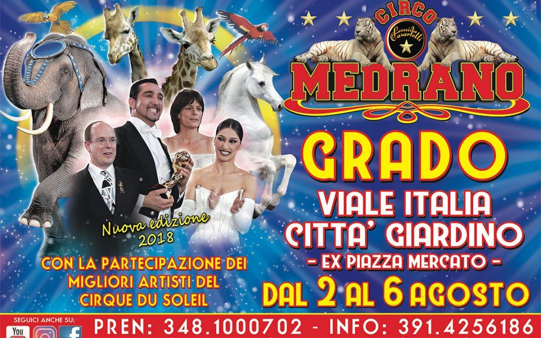 Grado 2018 – Viale Italia – Dal 02 al 06 Agosto