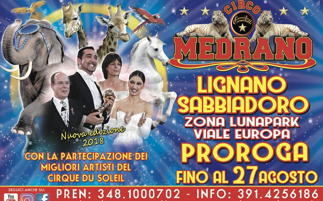 Lignano Sabbiadoro 2018 – Zona Luna Park – PROROGA fino al 27 Agosto